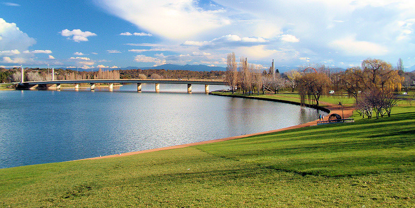 Hồ Burley Griffin