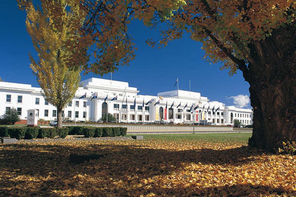 Tòa nhà quốc hội cũ