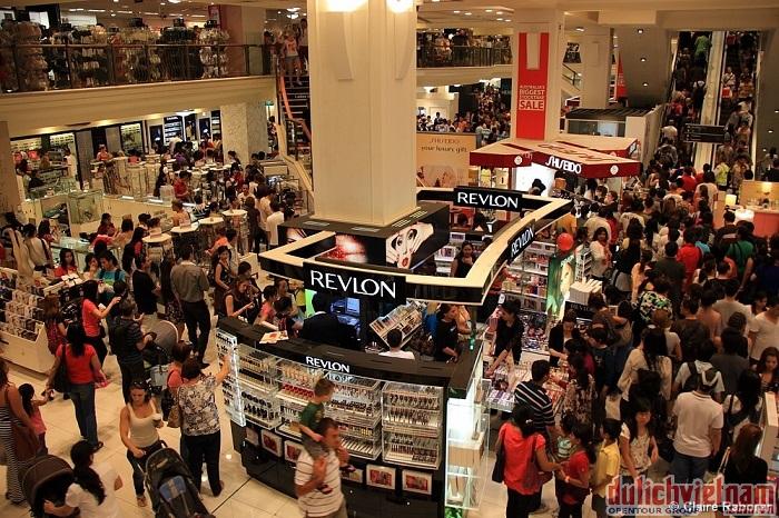 Trung tâm thương mại tại Úc