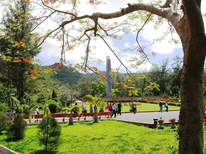 Tour Côn Đảo 3 ngày thăm viếng nghĩa trang Hàng Dương