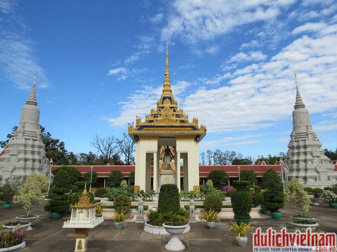 Hoàng cung PhnomPanh
