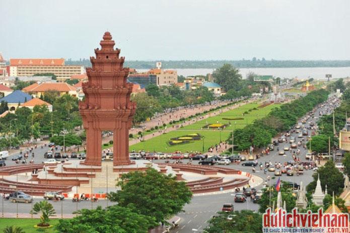 Thủ đô Phnompenh