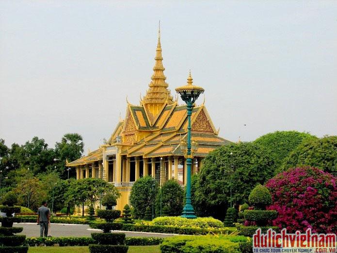 Vẻ đẹp tiềm ẩn Campuchia