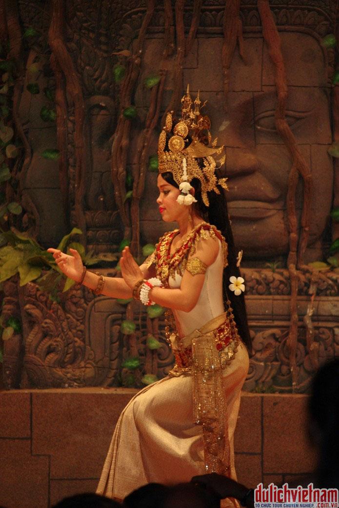Vũ công Apsara
