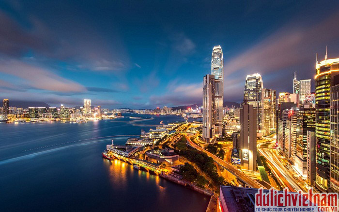 Toàn cảnh Hồng Kông