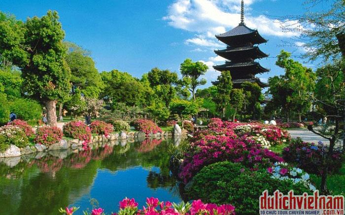 Du lịch Nhật Bản - Hakone