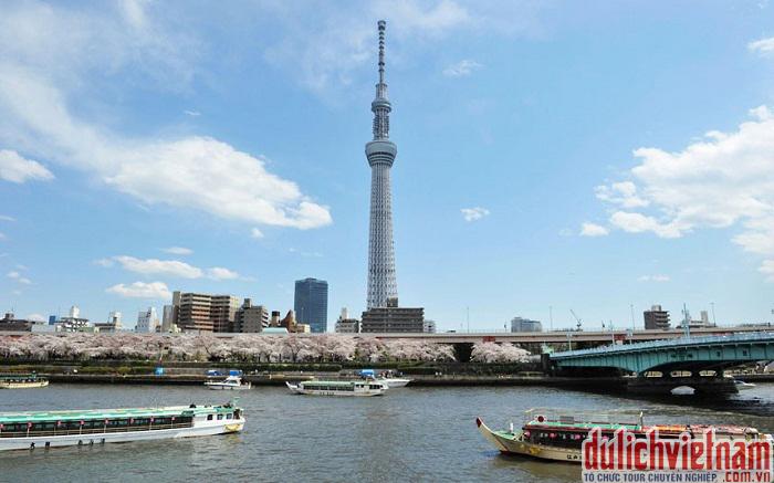 Tháp truyền hình Tokyo