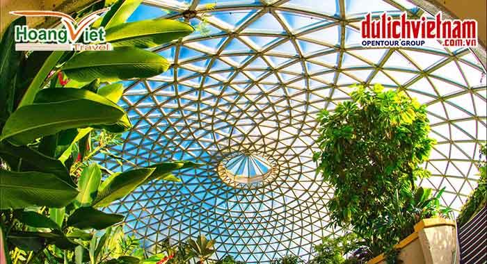 Khu vườn thực vật Botanic Garden