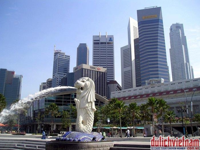 Thành phố Singapore xinh đẹp