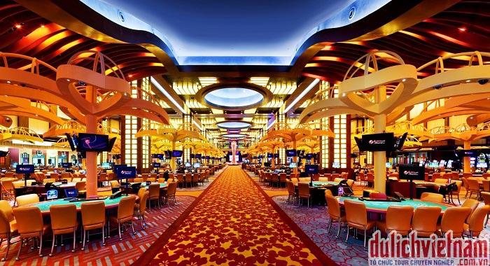 Sòng bạc Casino tại Singapore - Sòng bài lớn và hiện đại bậc nhất trên thế giới