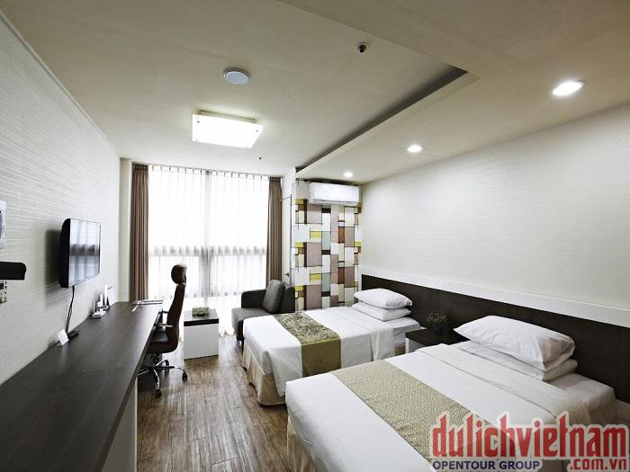Khách sạn Han Quoc