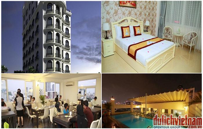 Khách sạn Saba Sài Gòn