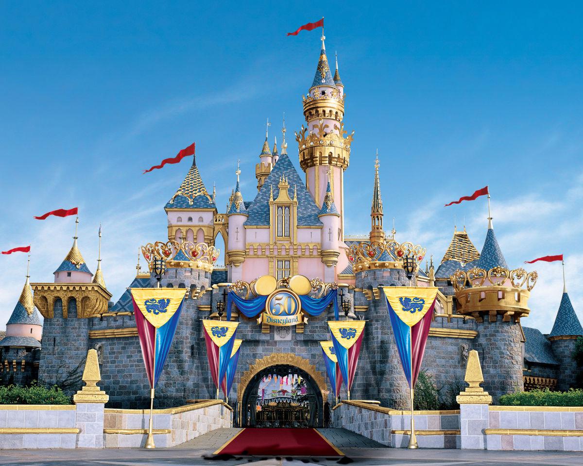 trung tam vui choi Disneyland