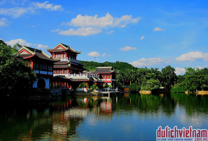 Khu sinh thái Thanh Tú Sơn
