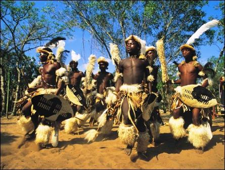 Lễ hội ở Nam Phi