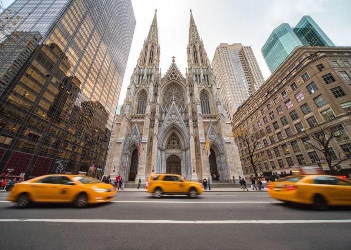 Nhà thờ thánh Saint Patrick