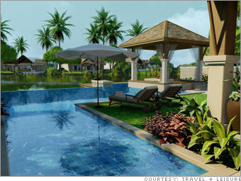 Resort Thai Lan