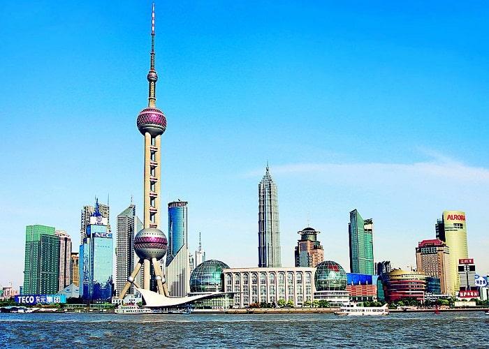 Tháp Truyền Hình Đông Phương Minh Châu