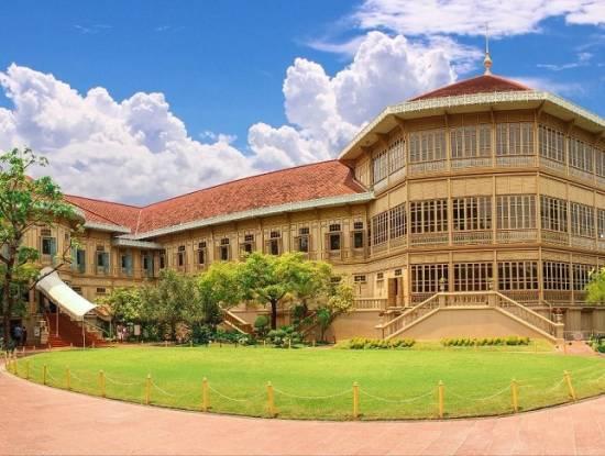 Chiêm ngưỡng Cung điện Vimanmek tráng lệ