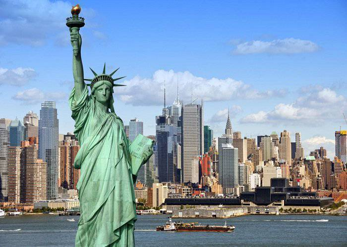 Du Lịch Mỹ: HCM - New York - Philadelphia - Washington D.C  - Las Vegas - Grand Canyon - Skywalk - Hollywood - San Diego10 Ngày