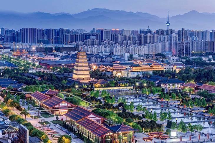 Tour Đi Trung Quốc: Tây An - Lạc Dương - Trịnh Châu - Khai Phong Phủ