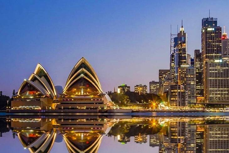 Du Lịch Úc: Hà Nội - Sydney - Melbourne 6 Ngày Bay Vietnam Airlines
