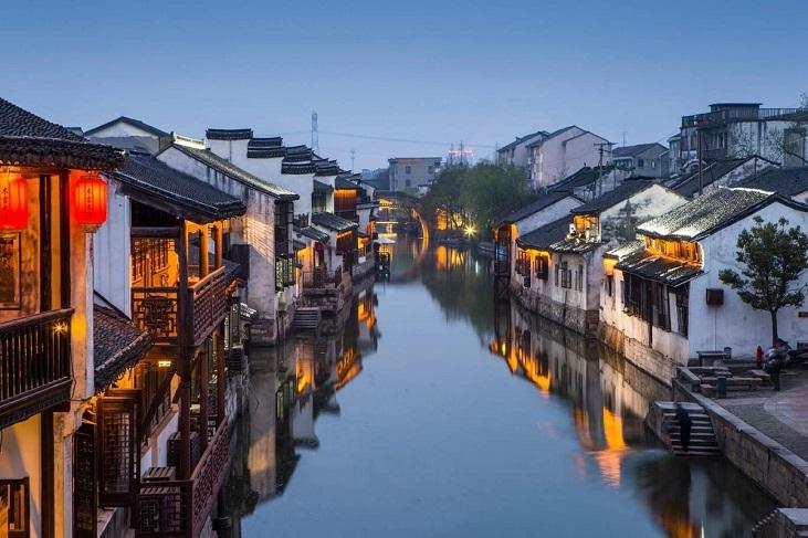 Du Lịch Trung Quốc: Hà Nội - Thượng Hải - Hàng Châu - Tô Châu - Vô ...