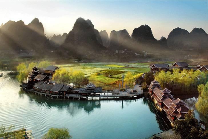 Nam Ninh - Quế Lâm 4 ngày 3 đêm