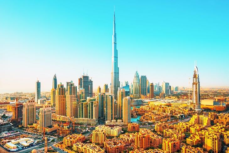 Du Lịch Dubai: Hà Nội - Dubai - Abu Dhabi ➄ Ngày Bay Emirate Airlines ➄ sao
