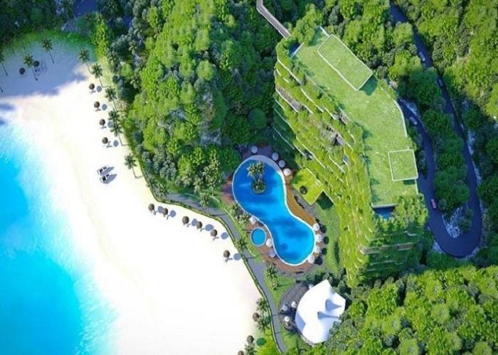 Combo Cát Bà 2N1Đ - Flamingo Cát Bà Beach Resort 5* + Xe Ôtô & Vé phà/ Tàu cao tốc